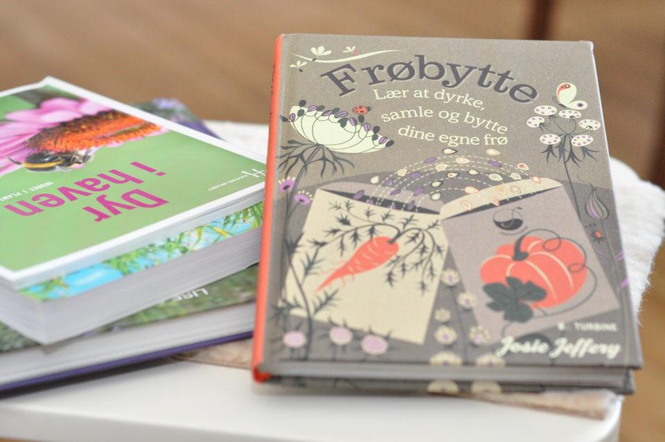 """Bogen """"Frøbytte"""""""