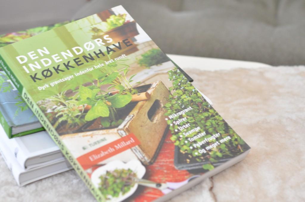 Havebogen Den indendørs køkkenhave