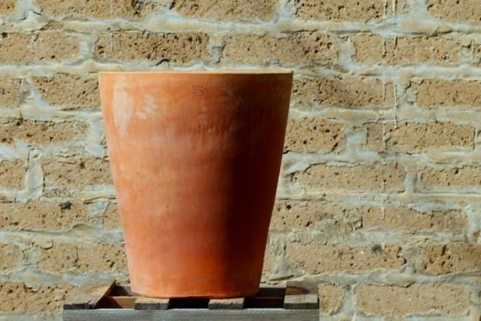 Terracottakrukke Vaso liscio Marco