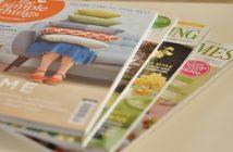 En stak tidsskrifter til weekenden