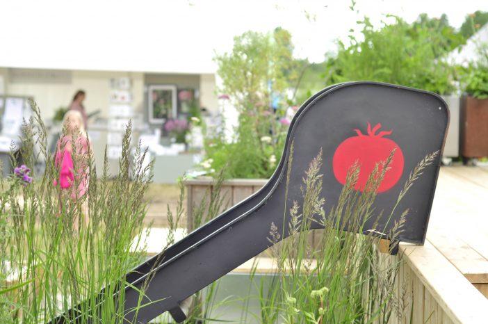 Tagtomats Tomat-Galaxe på Cph Garden 2019