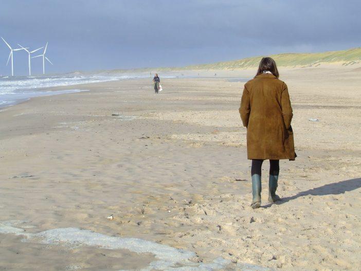 En gåtur ved Vesterhavet