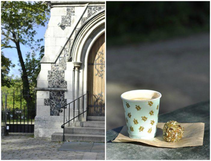 Den engelske kirke og Kafferiet